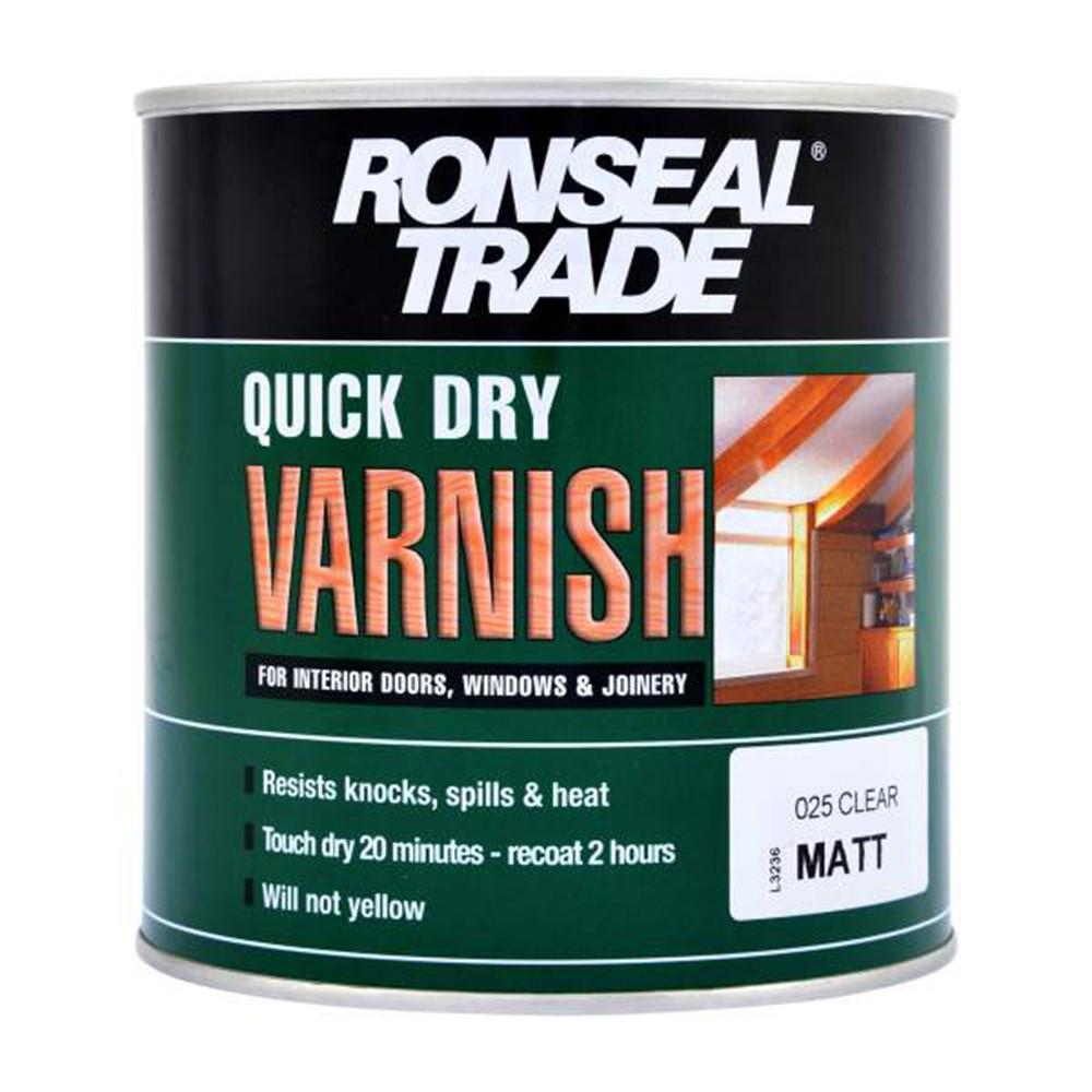 ronseal-trade-quick-dry-interior-matt-varnish-clear-750ml-ref-38554