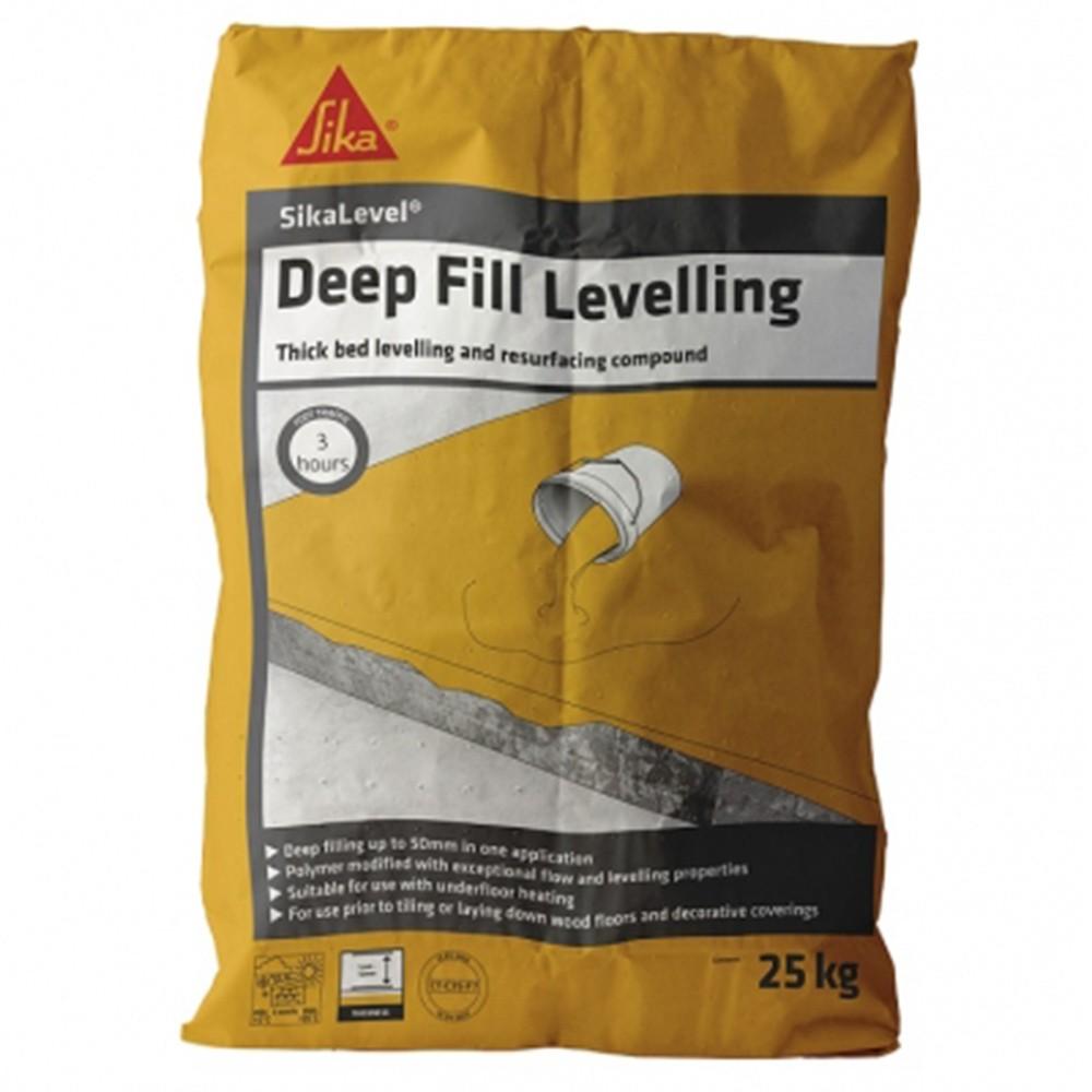 sika-sikalevel-deep-fill-floor-levelling-compound-25kg-bag-ref-sklevdeep25