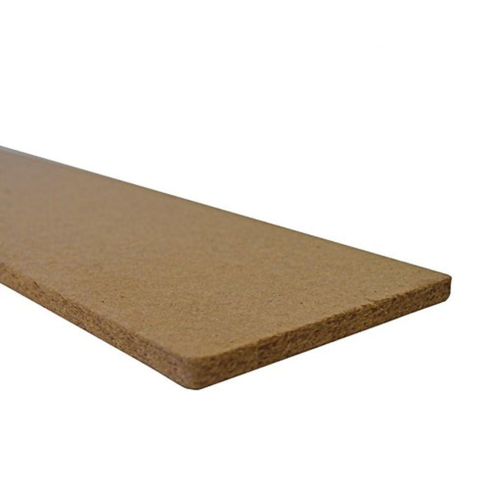 Expansion Fibreboard Joint Strip 2440X100X12mm 12FST100P