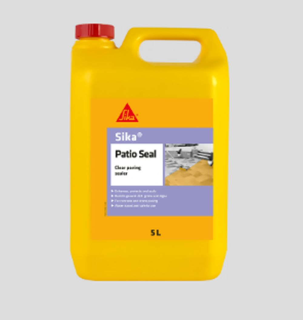 Sika Patio Seal 5 Litre Ref SKPAT5