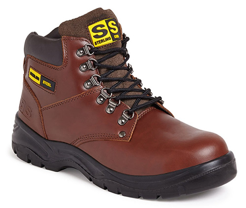 Sterling Steel Unisex-Adult SS806SM Safety Boots