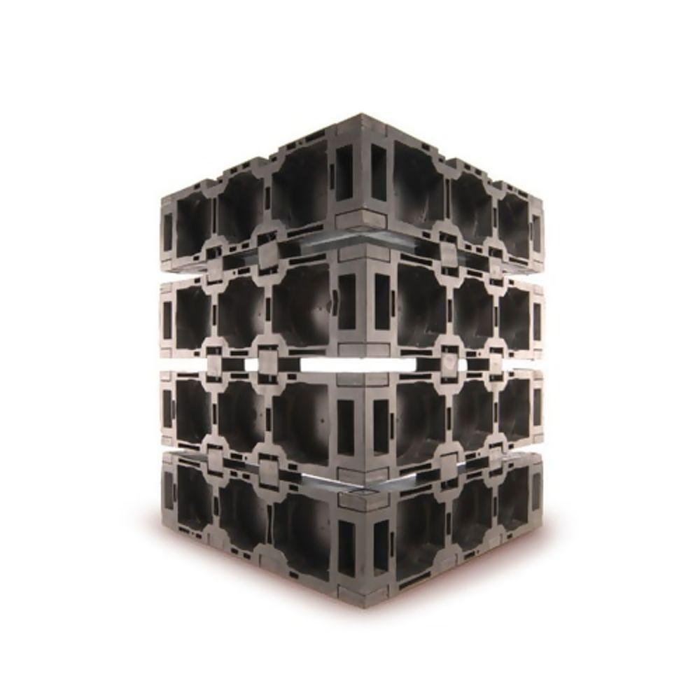 Titan Galvanised Frame B125 600 x 600m Ref 6060GALV