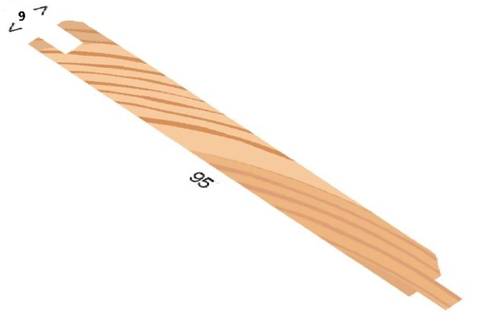 Redwood 12.5X100mm PTGVJ1S  [p]