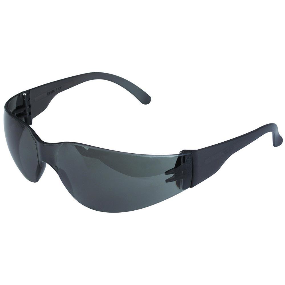 Wrap Around Safety Glasses Dark Tinted Ref Sep 209
