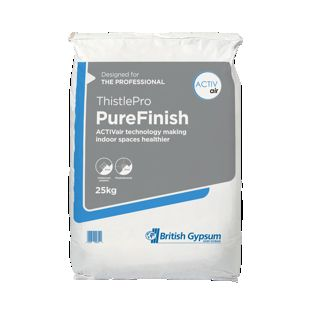 ThistlePro PureFinish 25kg Bag 56 per pallet